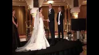Wedding at the Burj Al Arab.. Amazing 3 string Canon D major