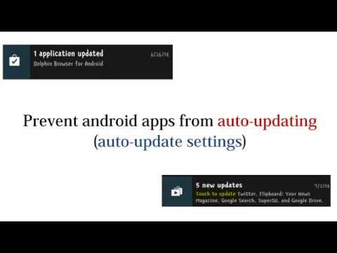 How to Stop Windows 10 from Auto Updates & Installing Apps (Microsoft Store) from YouTube · Duration:  1 minutes 17 seconds