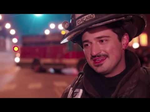 Chicago Fire: Season 2 Finale: YURI SARDAROV
