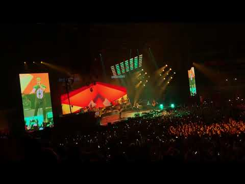 PABLO ALBORÁN | No Vaya A Ser / Intro [Directo Tour Prometo Madrid 2018]