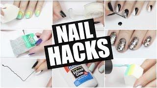 10 Nail Hacks I Actually Use!