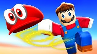 THE BEST SUPER MARIO ODYSSEY ON ROBLOX!