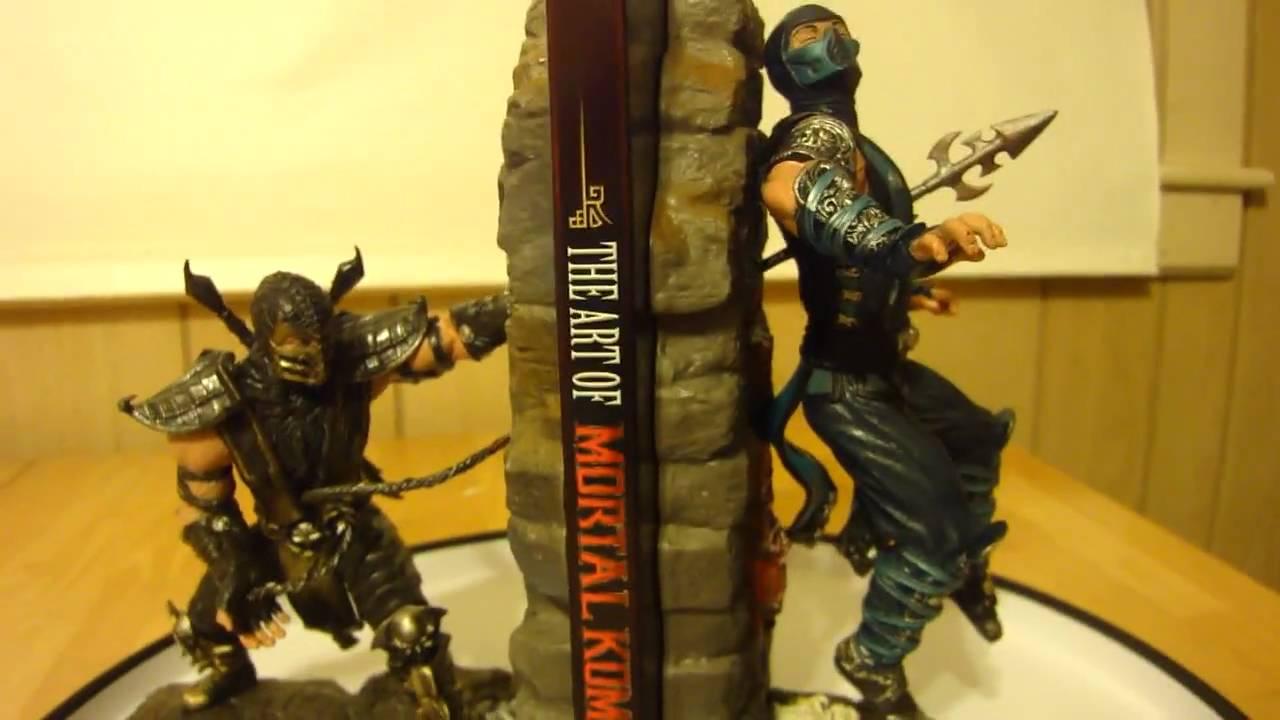 Mortal 9 Sub Vs Kombat Zero Scorpion
