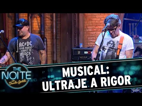 Musical: Ultraje A Rigor   The Noite (11/08/17)