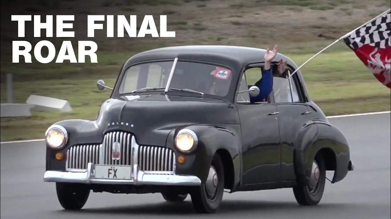 The Final Roar - Holdens at the Bend: Classic Restos Series 47