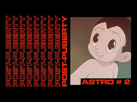 Post Puberty Astro | PART  2  | [EDITED AUDIO + VHS FOOTAGE] | Astro.PNG