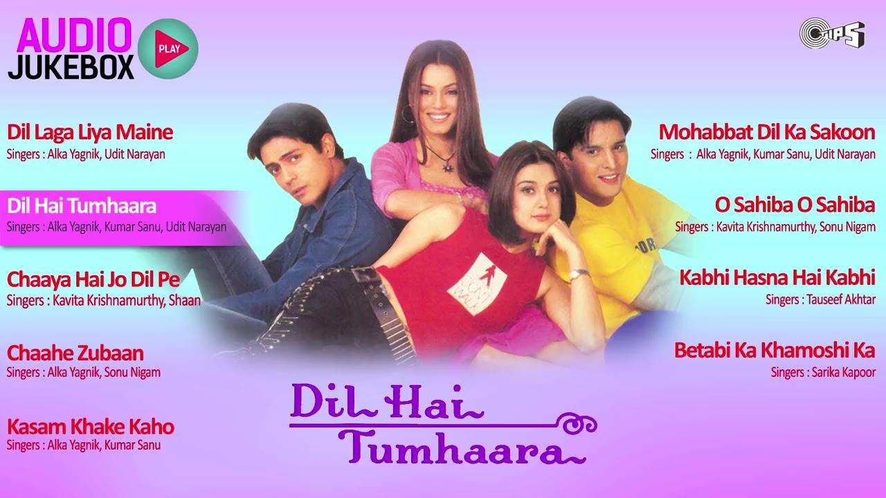 Dil Hai Tumhaara Jukebox Full Album Songs Arjun Rampal