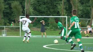 Jugendfußball Hamburg (22.5.14) SVNA - FC  St. Pauli - U 13