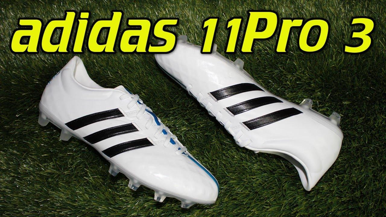 adidas 11pro 3 white