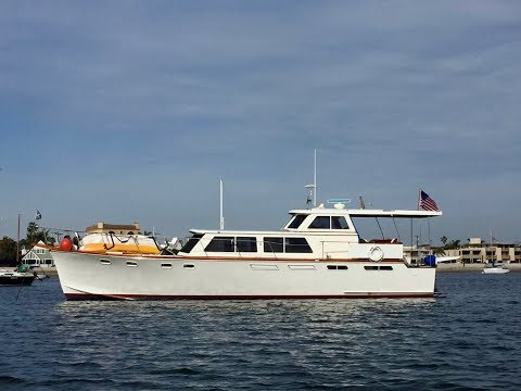 Santa Barbara 51 Motoryacht