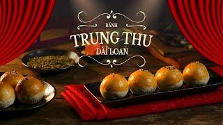Cách Làm Bánh Trung Thu Đài Loan Nhân Trứng Muối Ngon Ngất Ngây | Hướng Nghiệp Á Âu