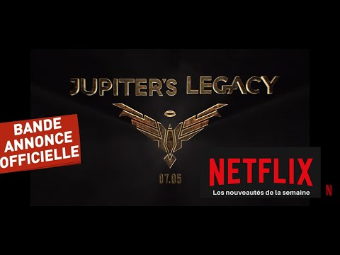 Jupiter's Legacy | Teaser officiel VF | Netflix France