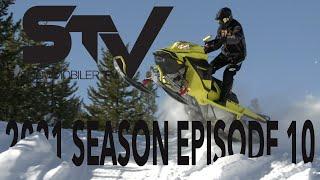 Snowmobiler TV 2021 - Episode 10