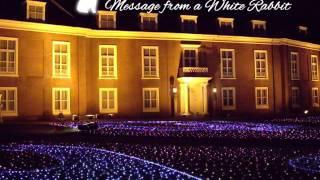 渡辺満里奈さんの「ホワイトラビットからのメッセージ」を~歌いました。