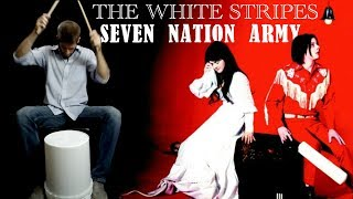 Seven Nation Army (Bucket Drum Cover) Bucketdrumming.net