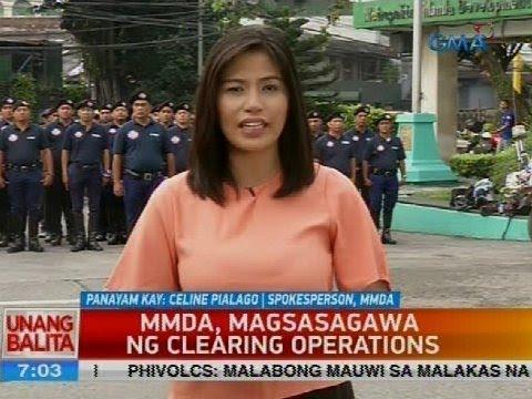 MMDA, magsasagawa ng clearing operations