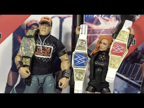 WWE Ultimate Editions JOHN CENA & BECKY LYNCH