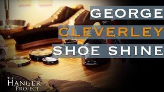 Shoeshine w/ Head Lastmaker Adam Law from G.J. Cleverley