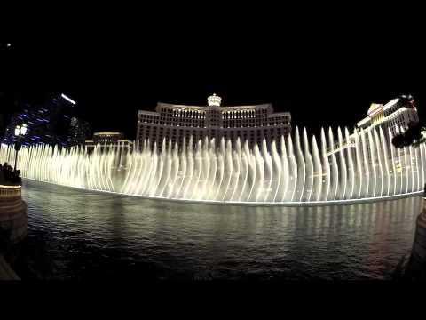 The Fountains of Bellagio - Rondine Al Nido, by Luciano Pavarotti