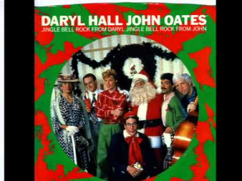 Daryl Hall & John Oates  Jingle Bell Rock DarylRight, JohnLeft
