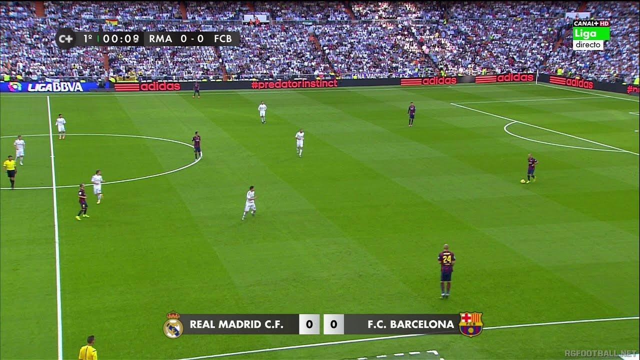 Wallpaper Real Madrid Hd La Liga Real Madrid Vs Barcelona Full Hd 1080i Full