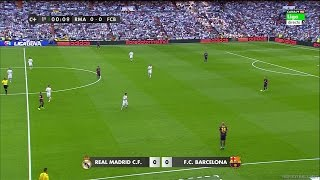 Video Gol Pertandingan Real Madrid vs FC Barcelona