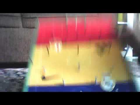 Futbolito de clavos youtube - Clavos para madera ...