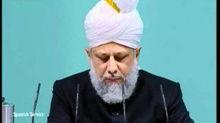 Español Friday Sermon 12 January 2007, Waqf e Jadid & Importance of Building Mosques