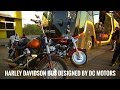 Harley Davidson Bus Designed By DC Motors   Street Bob & Street Rod 750   Walkaround   Nagpur