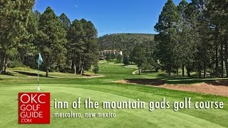 Inn of the Mountain Gods Resort & Casino Golf Course | New Mexico Golf Destination