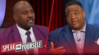 Deshaun Watson vs Lamar Jackson should be celebrated as a win — Whitlock | NFL | SPEAK FOR YOURSELF