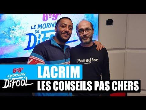 Romano & Lacrim - Les conseils pas chers #MorningDeDifool