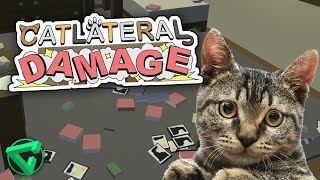 SIMULADOR DE GATO - Catlateral Damage | iTownGamePlay