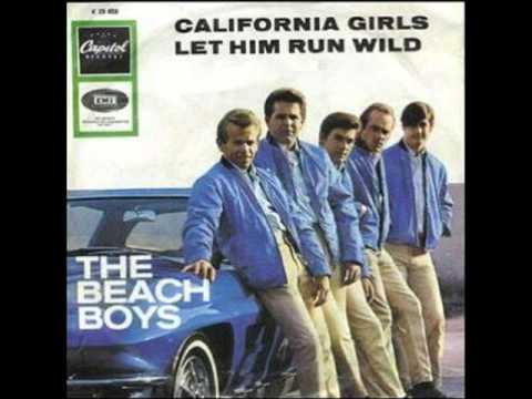 Beach Boys California Girls