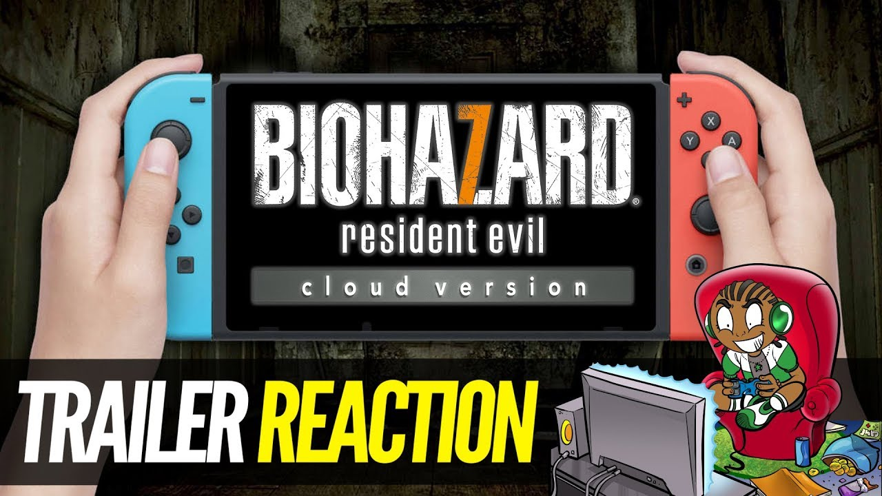 Resident Evil 7 Biohazard Cloud Version Coming To Nintendo Switch Youtube