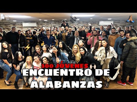 CULTO DE JÓVENES DE TODO MADRID  *IMPRESIONANTE* 🙌🏻 | AARON ESCUDERO