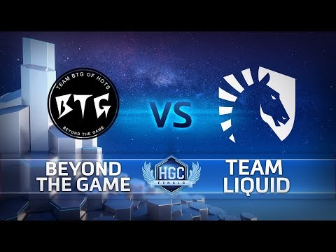 Beyond The Game vs Team Liquid vod