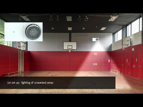 BeamTech Emergency Lighting - new product presentation (short)