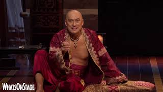 The King and I at London Palladium with Kelli O'Hara and Ruthie Ann Miles | First look at the film