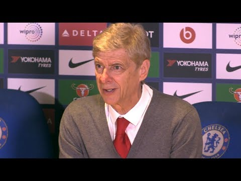 Arsenal 0-0 Chelsea - Arsene Wenger Full Post Match Press Conference - Premier League