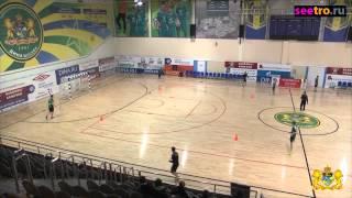Мастер-класс. Базовые техники и оборона в мини-футболе.(Проводит А.Ю. Юдин (старший тренер И.С.К.