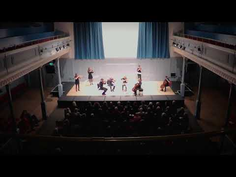 TOM HARROLD : ELEGY   The Edinburgh Quartet & St Mary's Music School   The Queen's Hall, Edinburgh
