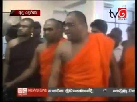 Sri lanka muslim and sinhala bodu bala sena argume