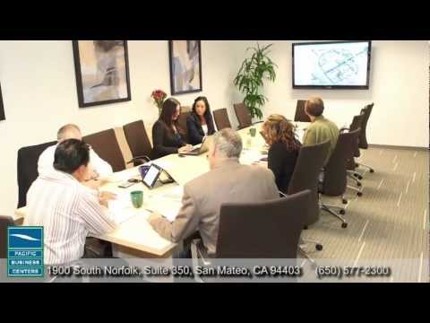 San Mateo / Foster City Office Space, Virtual Office, Meeting Rooms, Video Conferencing