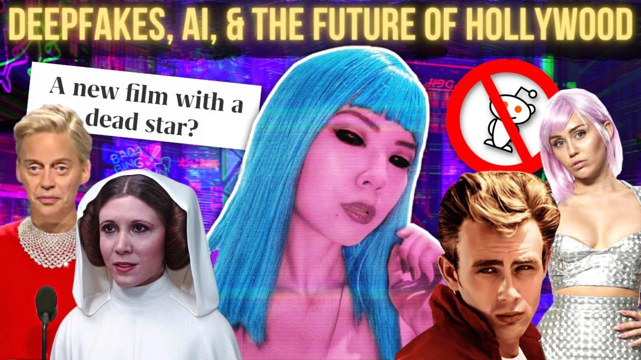 Deepfakes, AI, & The Future of Hollywood Entertainment