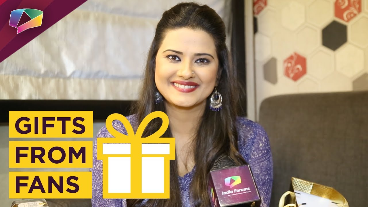 Kratika Sengar Dheer Receives Birthday Gifts From Her Fans