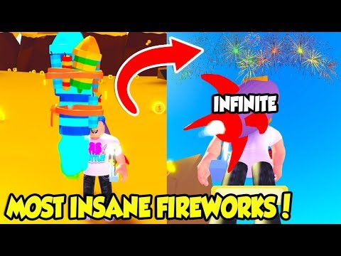 BUYING THE MOST EXPENSIVE FIREWORKS IN FIREWORK SIMULATOR!! *SO COOL* (Roblox) |