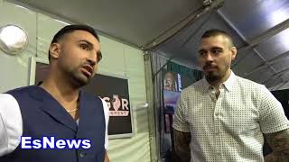 Paulie Malignaggi Reveals What Will Make Him Regret Going To Camp With Conor McGregor
