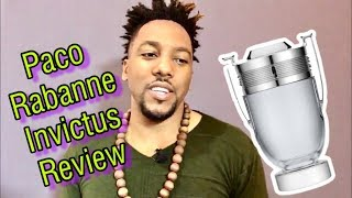 Invictus Fragrance Review | Paco Rabanne's Men's Cologne