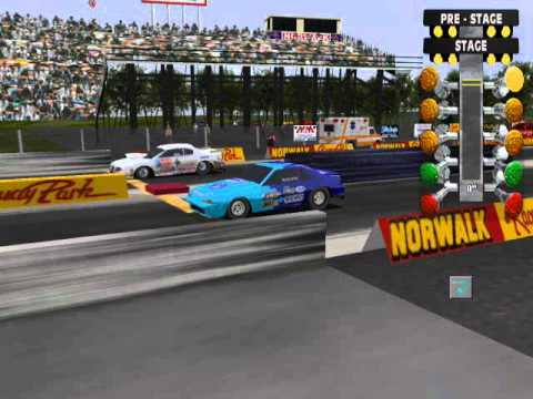 Ihra Drag Racing Game Turbo Mustang